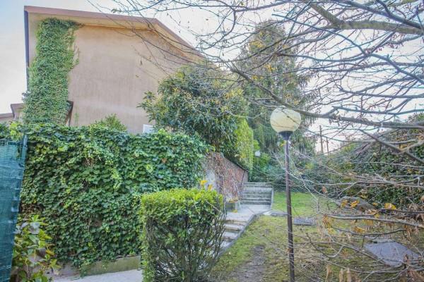 Villetta a schiera in affitto a Bregano, Residence Plan, Arredato, con giardino, 97 mq - Foto 27