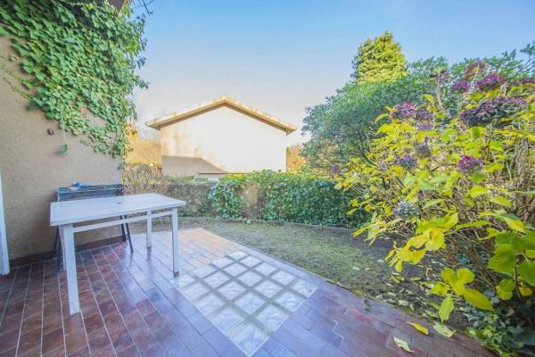 Villetta a schiera in affitto a Bregano, Residence Plan, Arredato, con giardino, 97 mq - Foto 21
