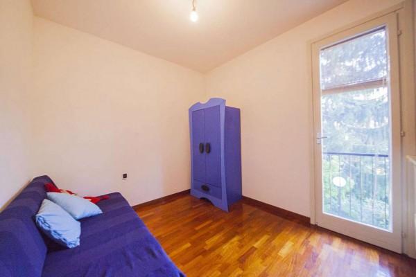 Villetta a schiera in affitto a Bregano, Residence Plan, Arredato, con giardino, 97 mq - Foto 32