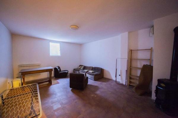 Villetta a schiera in affitto a Bregano, Residence Plan, Arredato, con giardino, 97 mq - Foto 12