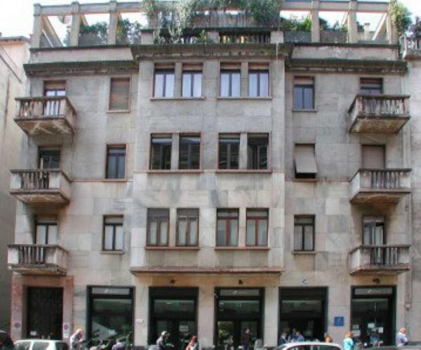Ufficio in affitto a Milano, Repubblica, 55 mq