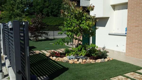 Villetta a schiera in vendita a Melegnano, Residenziale A 20 Minuti Da Melegnano, Con giardino, 176 mq - Foto 13