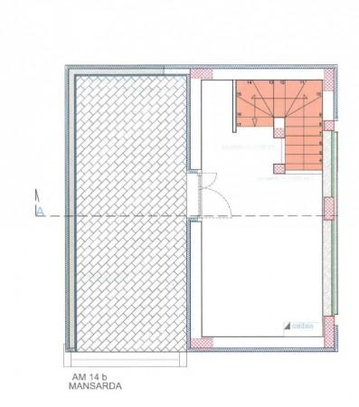 Villetta a schiera in vendita a Melegnano, Residenziale A 20 Minuti Da Melegnano, Con giardino, 176 mq - Foto 3