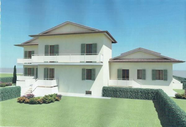 Appartamento in vendita a Forlì, Villanova, Con giardino, 103 mq - Foto 1