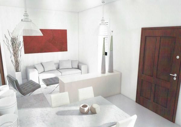 Appartamento in vendita a Forlì, Villanova, Con giardino, 103 mq - Foto 4