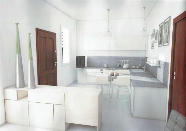 Appartamento in vendita a Forlì, Villanova, Con giardino, 103 mq - Foto 3