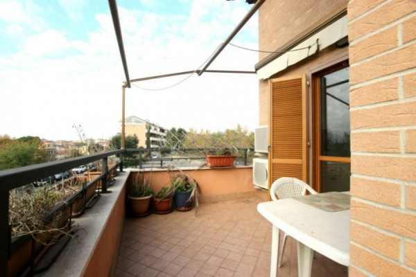 Appartamento in vendita a Roma, Valle Muricana, 80 mq - Foto 8