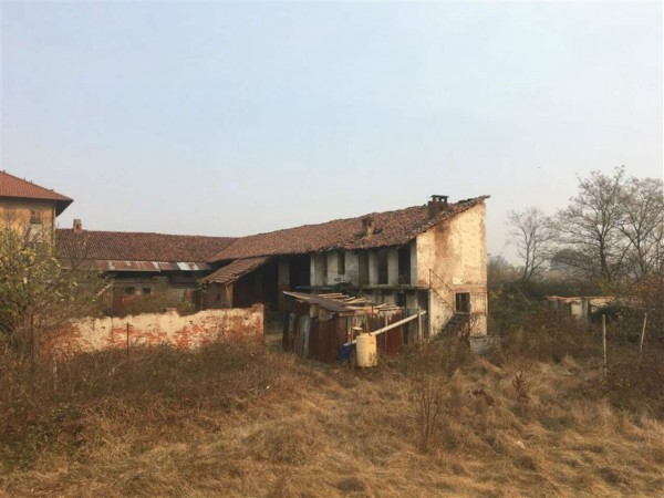 Rustico/Casale in vendita a Caselle Torinese, Malanghero, 4000 mq - Foto 1