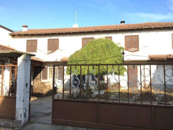 Villetta a schiera in vendita a Alessandria, Mandrogne, Con giardino, 150 mq - Foto 2