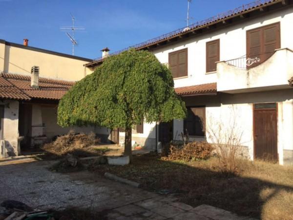 Villetta a schiera in vendita a Alessandria, Mandrogne, Con giardino, 150 mq - Foto 1