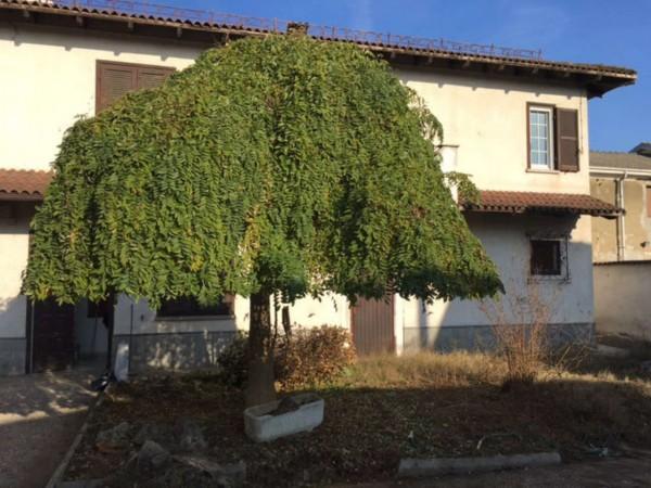 Villetta a schiera in vendita a Alessandria, Mandrogne, Con giardino, 150 mq - Foto 3