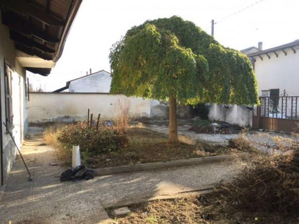 Villetta a schiera in vendita a Alessandria, Mandrogne, Con giardino, 150 mq - Foto 9