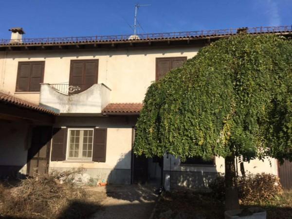Villetta a schiera in vendita a Alessandria, Mandrogne, Con giardino, 150 mq - Foto 10