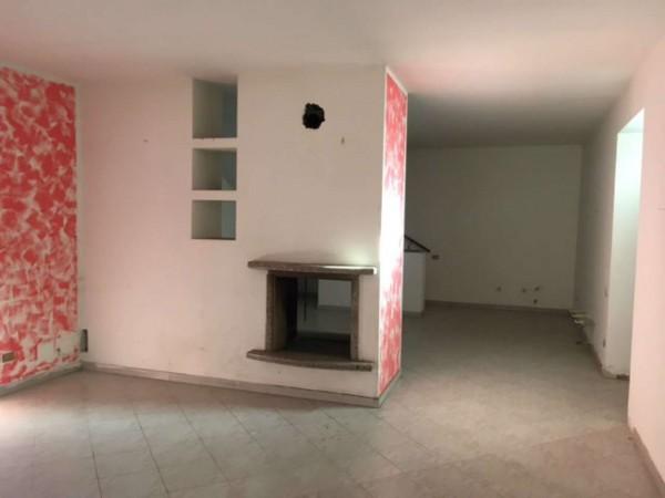 Villetta a schiera in vendita a Alessandria, Mandrogne, Con giardino, 150 mq - Foto 8