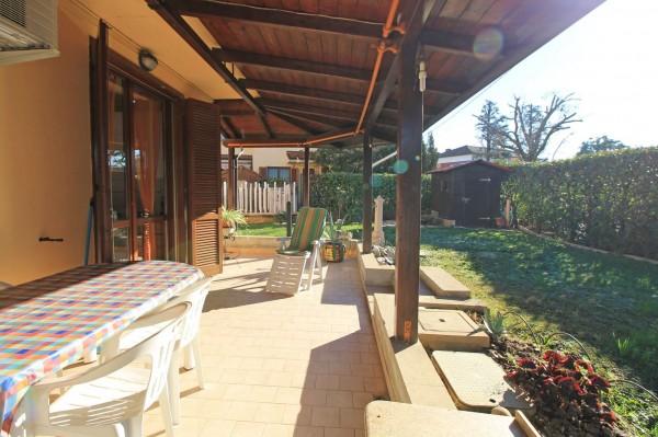 Villa in vendita a Cassano d'Adda, Arckstudio, Con giardino, 204 mq - Foto 21