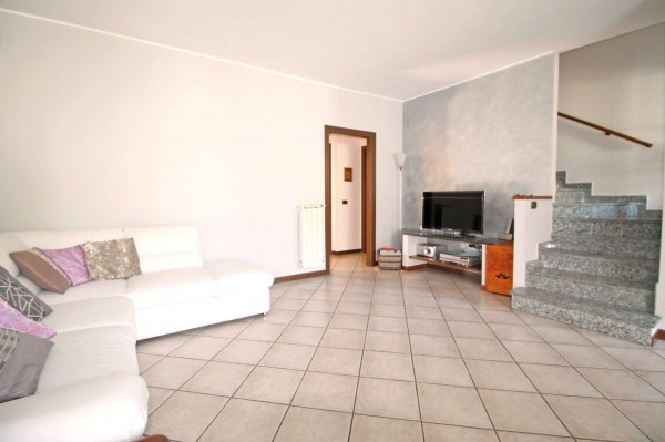 Villa in vendita a Cassano d'Adda, Arckstudio, Con giardino, 204 mq - Foto 14