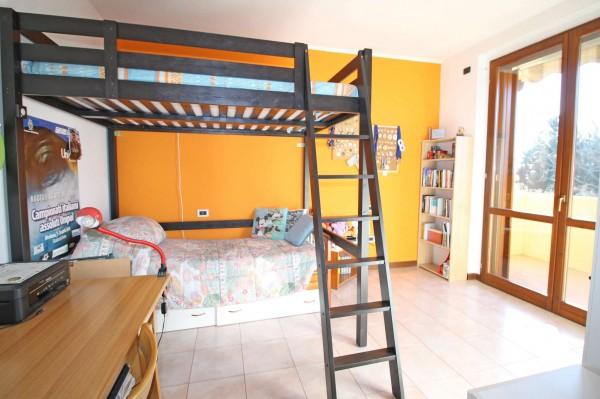Villa in vendita a Cassano d'Adda, Arckstudio, Con giardino, 204 mq - Foto 7