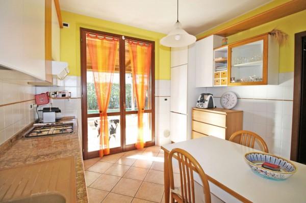 Villa in vendita a Cassano d'Adda, Arckstudio, Con giardino, 204 mq - Foto 12