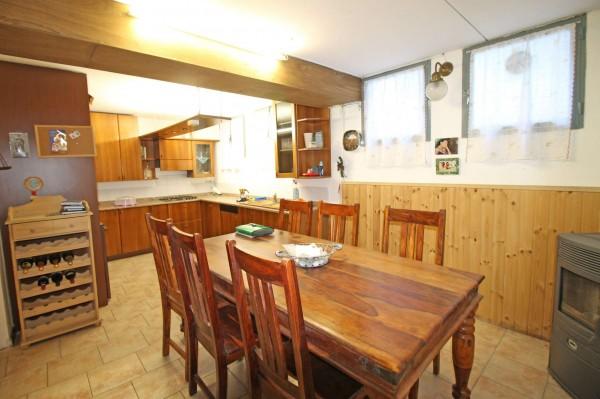 Villa in vendita a Cassano d'Adda, Arckstudio, Con giardino, 204 mq - Foto 5
