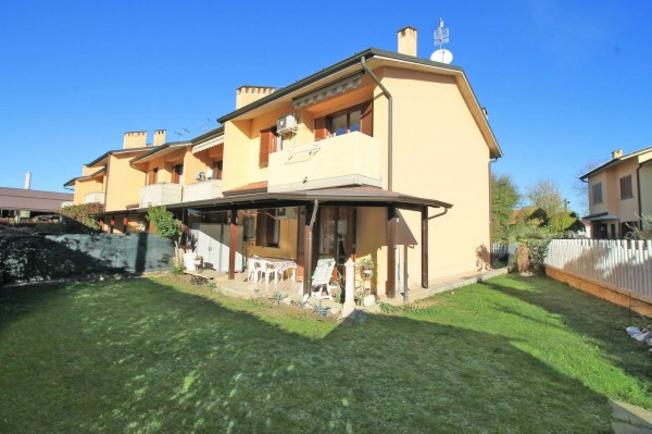 Villa in vendita a Cassano d'Adda, Arckstudio, Con giardino, 204 mq - Foto 20