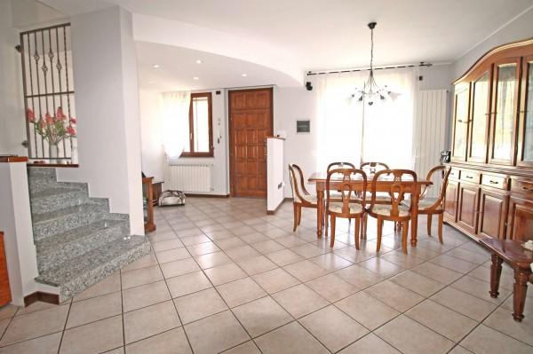 Villa in vendita a Cassano d'Adda, Arckstudio, Con giardino, 204 mq - Foto 15