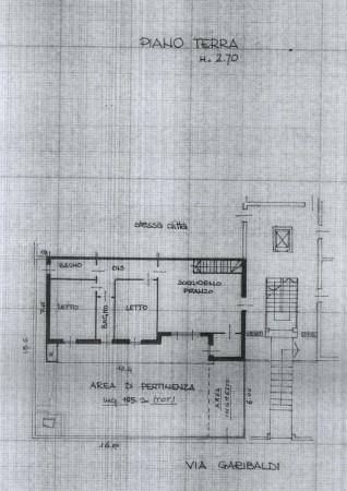 Appartamento in vendita a Vinovo, Centrale, Con giardino, 147 mq - Foto 14