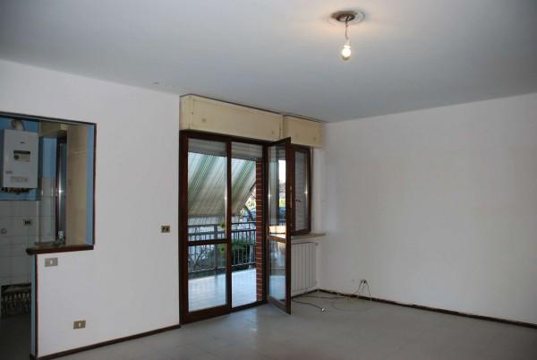 Appartamento in vendita a Vinovo, Centrale, Con giardino, 147 mq
