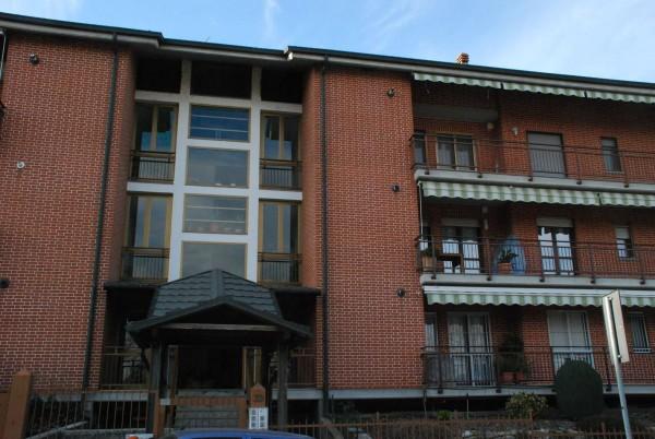 Appartamento in vendita a Vinovo, Centrale, Con giardino, 147 mq - Foto 17