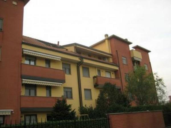 Appartamento in vendita a Arluno, Orologio, Arredato, con giardino, 95 mq