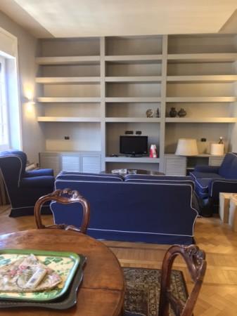 Trilocale in affitto a Roma, Salario Trieste Villa Ada, 120 mq - Foto 1