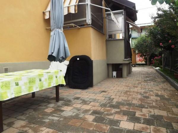 Appartamento in vendita a Grugliasco, Strada Antica Di Rivoli, Con giardino, 140 mq - Foto 16
