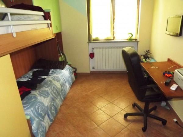 Appartamento in vendita a Grugliasco, Strada Antica Di Rivoli, Con giardino, 140 mq - Foto 10