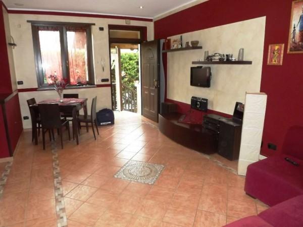 Appartamento in vendita a Grugliasco, Strada Antica Di Rivoli, Con giardino, 140 mq - Foto 12