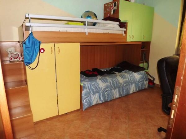 Appartamento in vendita a Grugliasco, Strada Antica Di Rivoli, Con giardino, 140 mq - Foto 11