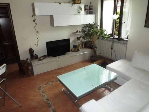 Appartamento in vendita a Grugliasco, Strada Antica Di Rivoli, Con giardino, 140 mq - Foto 27