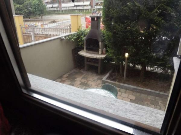 Appartamento in vendita a Grugliasco, Strada Antica Di Rivoli, Con giardino, 140 mq - Foto 5