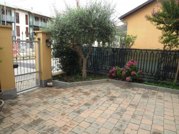 Appartamento in vendita a Grugliasco, Strada Antica Di Rivoli, Con giardino, 140 mq - Foto 2
