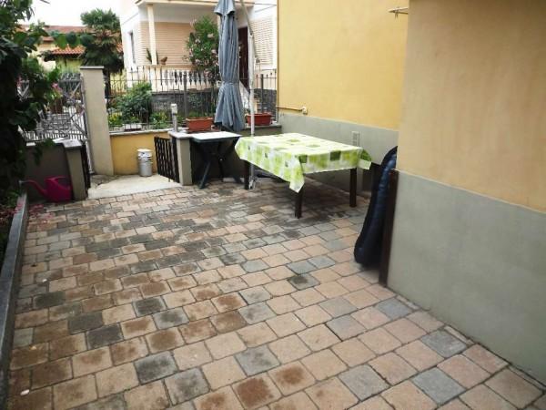 Appartamento in vendita a Grugliasco, Strada Antica Di Rivoli, Con giardino, 140 mq - Foto 18