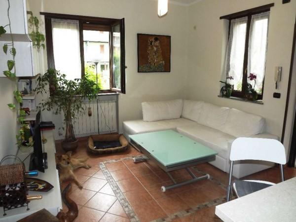 Appartamento in vendita a Grugliasco, Strada Antica Di Rivoli, Con giardino, 140 mq - Foto 26