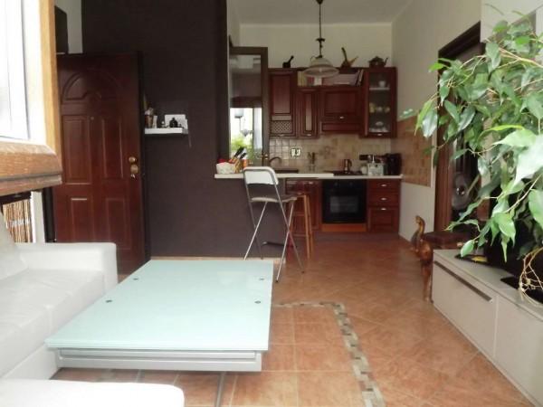 Appartamento in vendita a Grugliasco, Strada Antica Di Rivoli, Con giardino, 140 mq - Foto 24