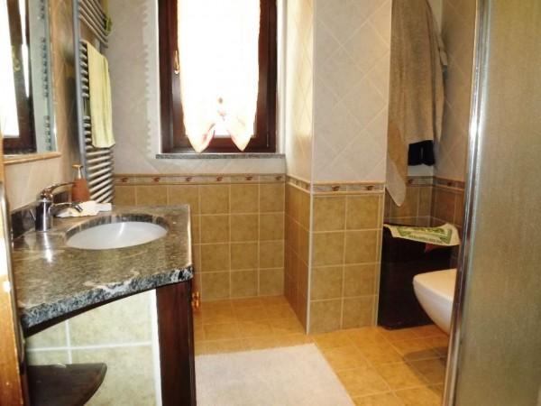Appartamento in vendita a Grugliasco, Strada Antica Di Rivoli, Con giardino, 140 mq - Foto 7