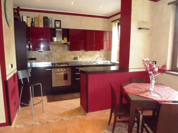 Appartamento in vendita a Grugliasco, Strada Antica Di Rivoli, Con giardino, 140 mq - Foto 13