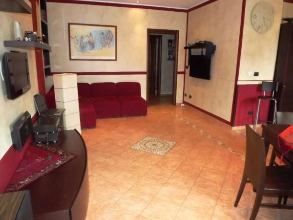 Appartamento in vendita a Grugliasco, Strada Antica Di Rivoli, Con giardino, 140 mq - Foto 14