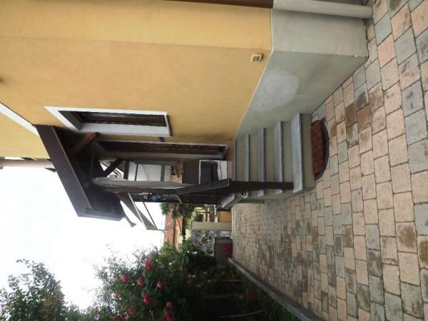 Appartamento in vendita a Grugliasco, Strada Antica Di Rivoli, Con giardino, 140 mq - Foto 19