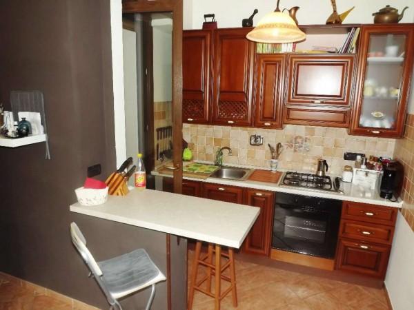 Appartamento in vendita a Grugliasco, Strada Antica Di Rivoli, Con giardino, 140 mq - Foto 25