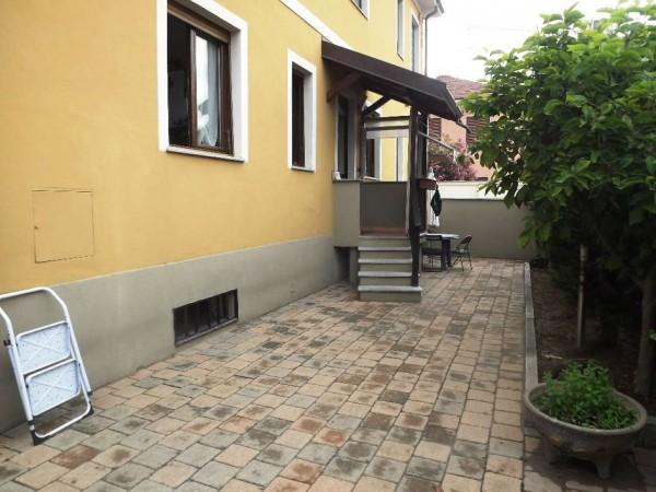 Appartamento in vendita a Grugliasco, Strada Antica Di Rivoli, Con giardino, 140 mq - Foto 3