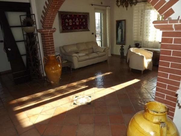 Appartamento in vendita a La Loggia, Villaggio Castello, Con giardino, 110 mq - Foto 13