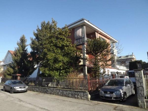 Appartamento in vendita a La Loggia, Villaggio Castello, Con giardino, 110 mq - Foto 1