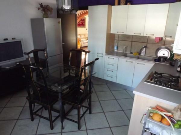Appartamento in vendita a La Loggia, Villaggio Castello, Con giardino, 110 mq - Foto 14