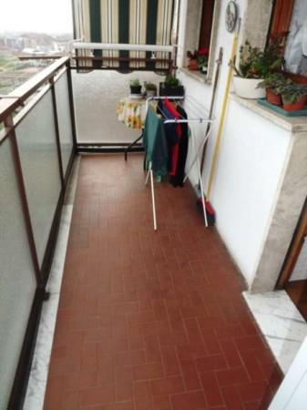 Appartamento in vendita a Moncalieri, Borgo San Pietro, Con giardino, 140 mq - Foto 7